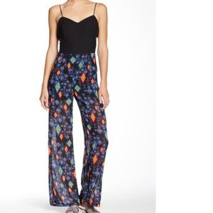OOTD Nordstrom Strappy Woven Jumpsuit Med NWT